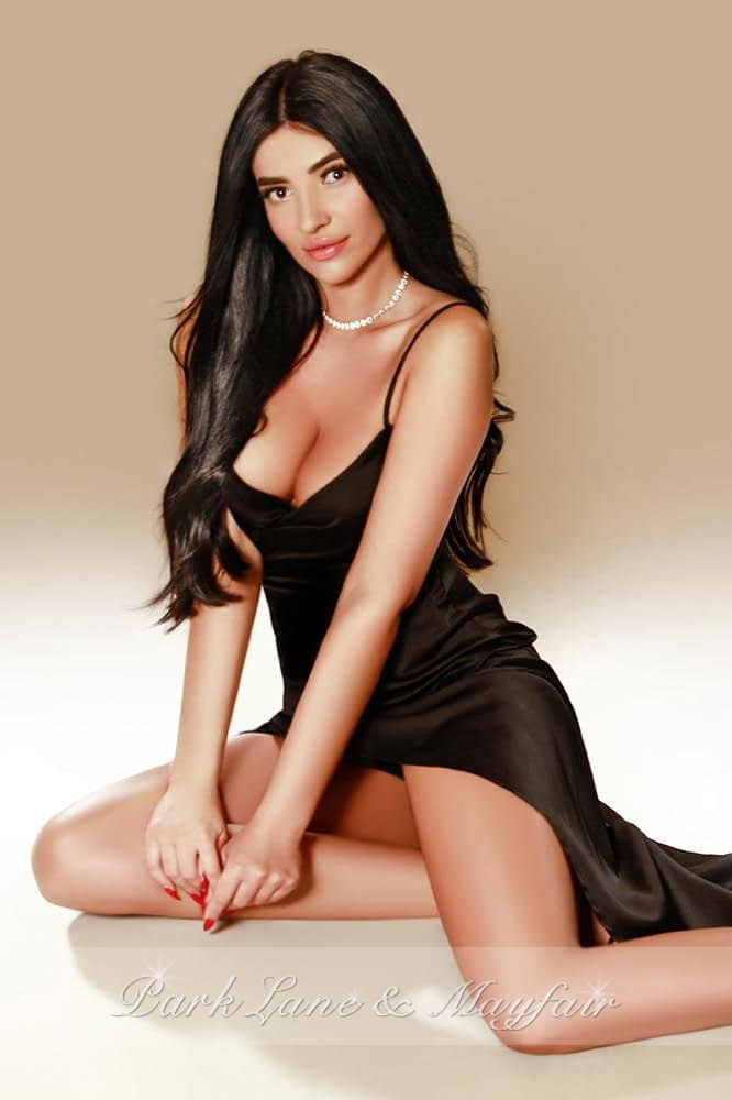 Escort Heather showing why she is one of our most requested London ladies