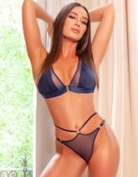 Meghan looking beautiful posing for a London escort photo shoot